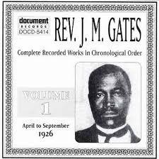 Rev j m gates