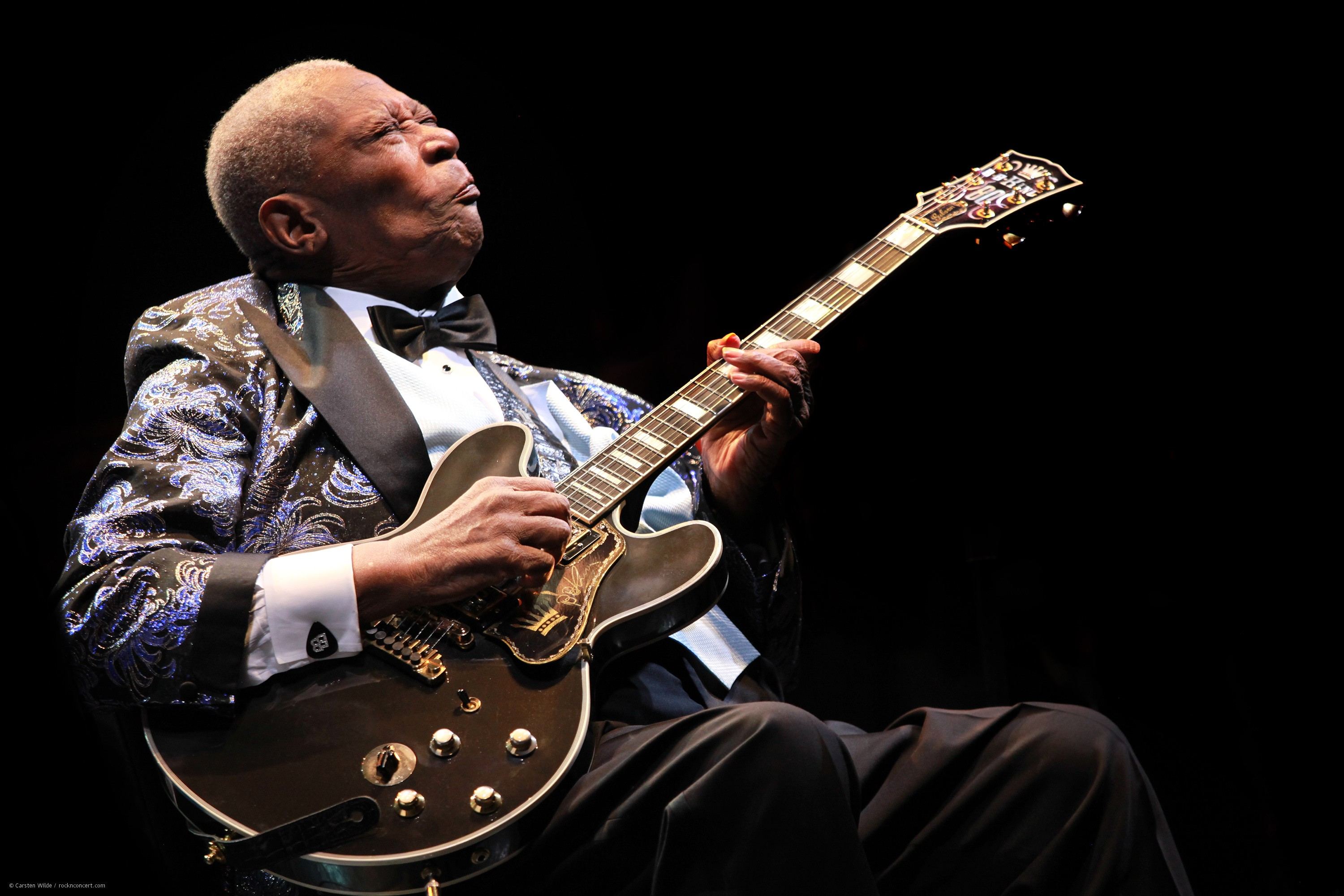 B B King | downatthecrossroads