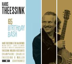 Hans Theessink Birthday Bash