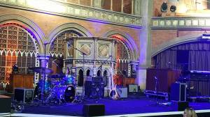 Waiting for Keb'. Union Chapel, London