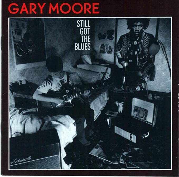 Great Blues Albums: Gary Moore, Still Got the Blues