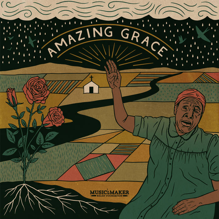 "Amazing Grace – ""a song that gets to everybody"""