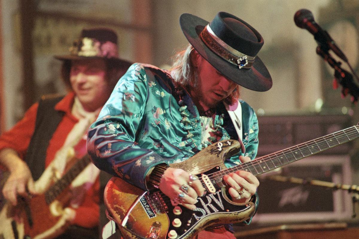 Great Blues Albums: Stevie Ray Vaughan, Texas Flood