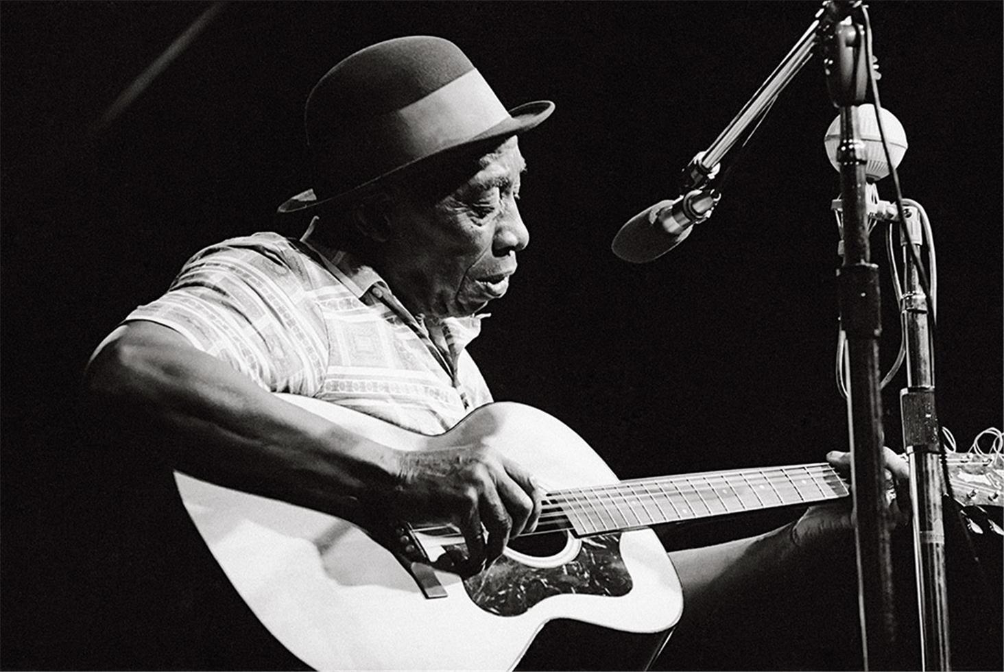 Great Blues Albums: Mississippi John Hurt, Avalon Blues