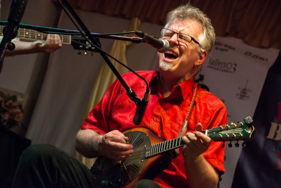 Bert Deivert's story-telling blues